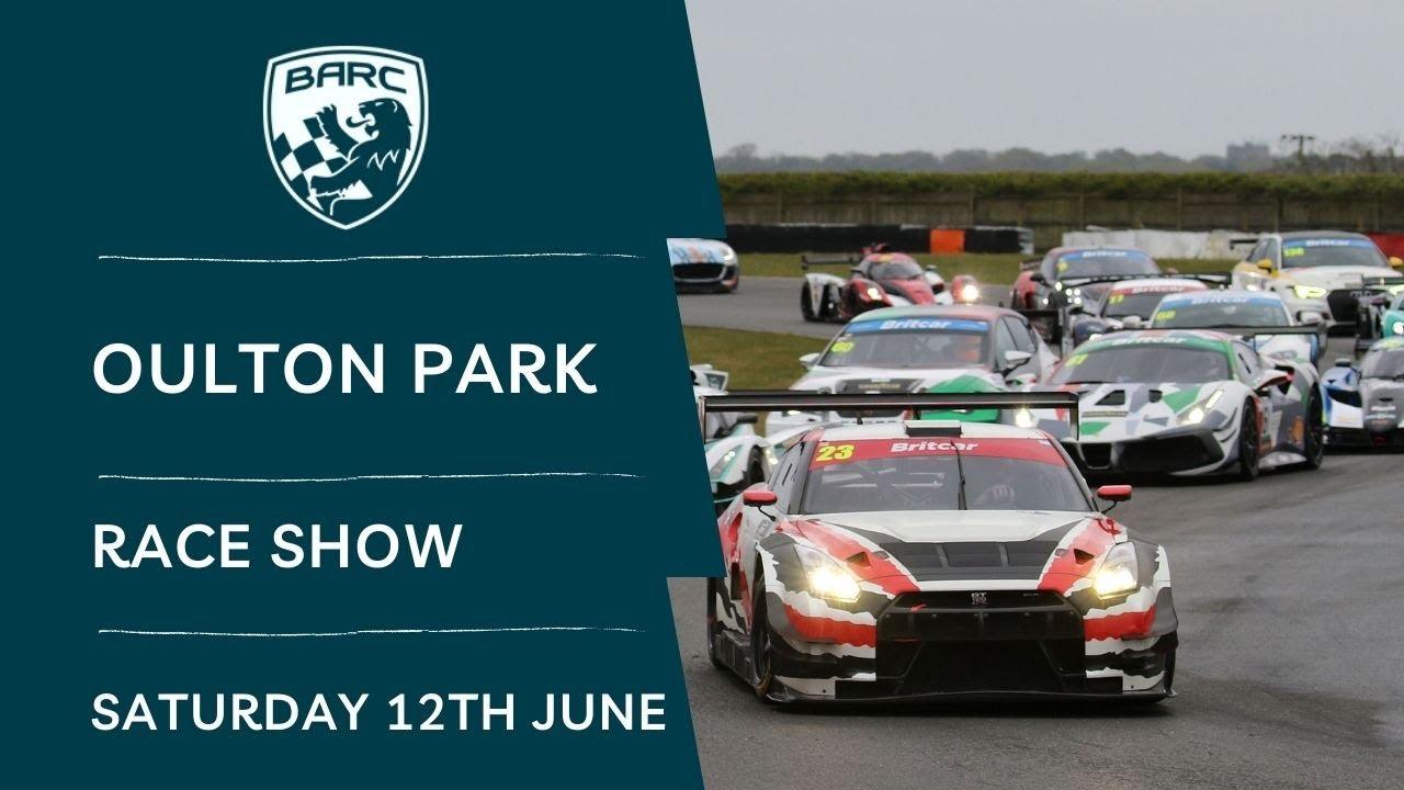 Download BARC LIVE   Race Show   Oulton Park   June 12 2021