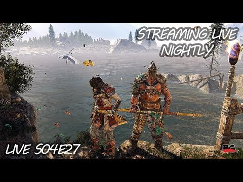 For Honor Rep 40 Orochi Gameplay Live S04E27 09/18/2017