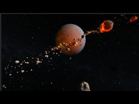 What Were the Biggest Asteroids to Hit Earth?