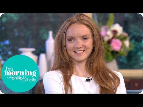 Lily Cole Worries About Getting the Giggles on Stage | This Morning