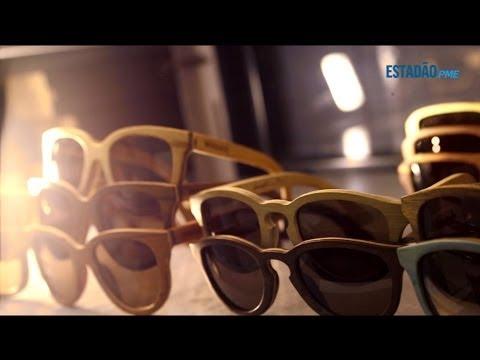 ca560333025a9 Uma placa de madeira e o sonho de fazer óculos - YouTube