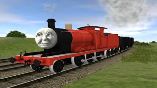 Trainz: James in a Mess - RS