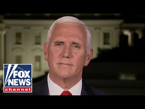 Pence Warns Of What Will Happen To Middle Class During A Biden Presidency