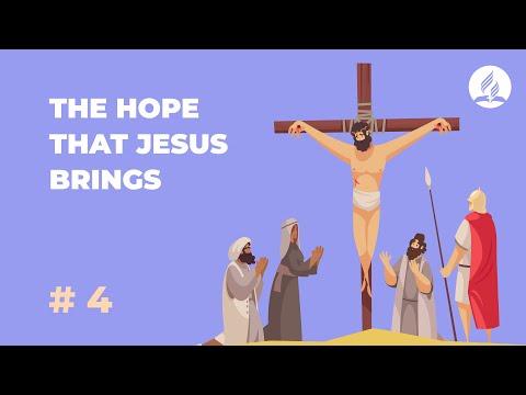 The Hope that Jesus Brings