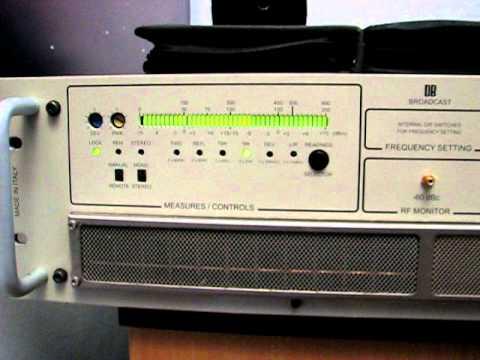 rf transmitter broadcast fm test youtube. Black Bedroom Furniture Sets. Home Design Ideas