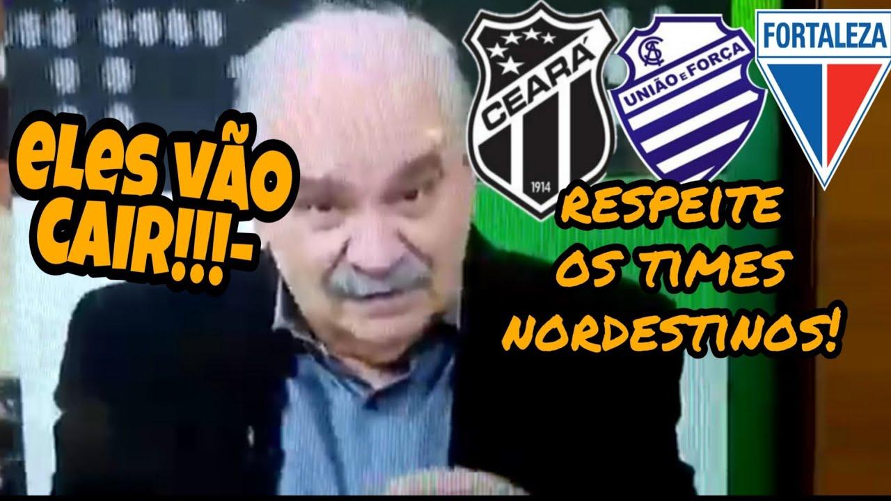 Paulo Morsa No Jogo Aberto Desrespeita Ceara Csa E Fortaleza Youtube