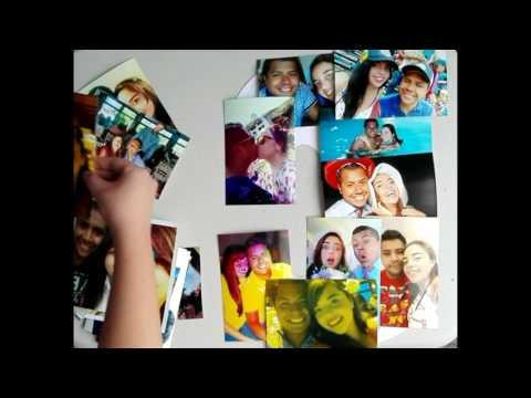 Collage de Fotos - Manualidad