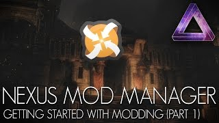 Skyrim Special Edition Mods - Nexus Mod Manager | Getting Started With Modding (Part 1)