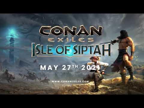 Conan Exiles Isle of Siptah Official Retrospective Trailer |