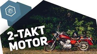 Wie funktioniert ein Verbrennungsmotor? – Der Zweitaktmotor