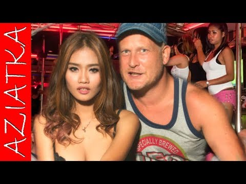 THAILAND IS A PARADISE FOR SINGLE MEN? | Pattaya Nightlife 2018