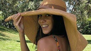 Younes Bendjima SHADES Kourtney Kardashian!