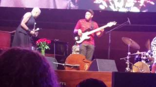 Dee Dee Bridgewater - Save Your Love for Me - Chicago Jazz Festival - September 5 2015