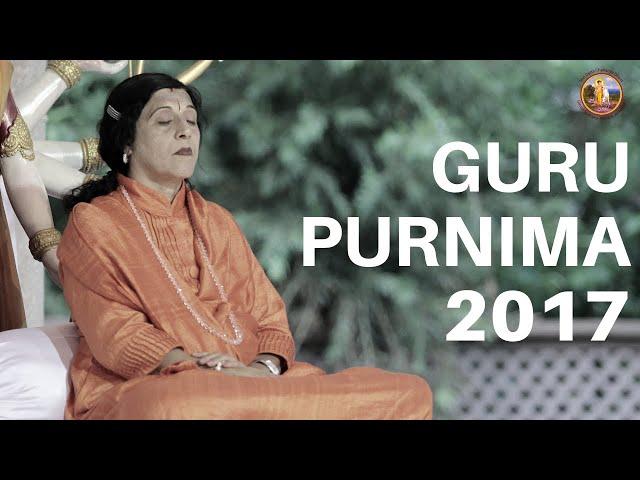 Guru Purnima 2017 (P3) (4) | Guru-ma Shailaja Devi | Maiyashree | Girnar | Junagadh