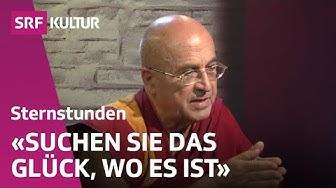 Matthieu Ricard, vom Wissenschaftler zum buddhistischen Mönch | Sternstunde Philosophie | SRF Kultur