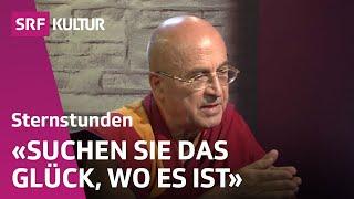Matthieu Ricard - vom Wissenschaftler zum buddhistischen Mönch  (Sternstunde Philosophie, 5.7.2015)