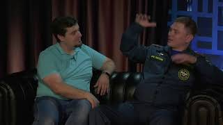 майор вн. сл. Лисенков В. Ю. і WI-FI р. Саров