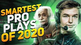 SMARTEST CS:GO PRO PLĄYS IN 2020 SO FAR! (200IQ MOMENTS)