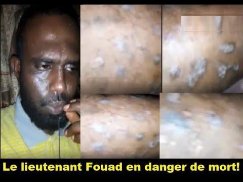 Lieutnant Fouad Youssouf Ali _  torturé 3-6-2020