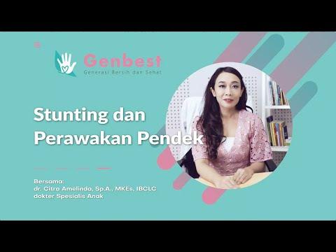 Dr. Citra Amelinda, Sp.A., MKEs, IBCLC: Stunting dan Perawakan Pendek
