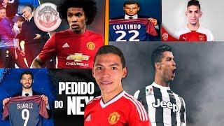MERCADO DE FICHAJES 2019 CONFIRMADOS y rumores! Torreira, Coutinho, Ronaldo y mucho más!