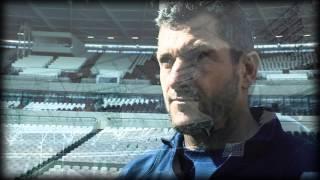 Paul Grayson Masterclass at The Stadium, QE Olympic Park