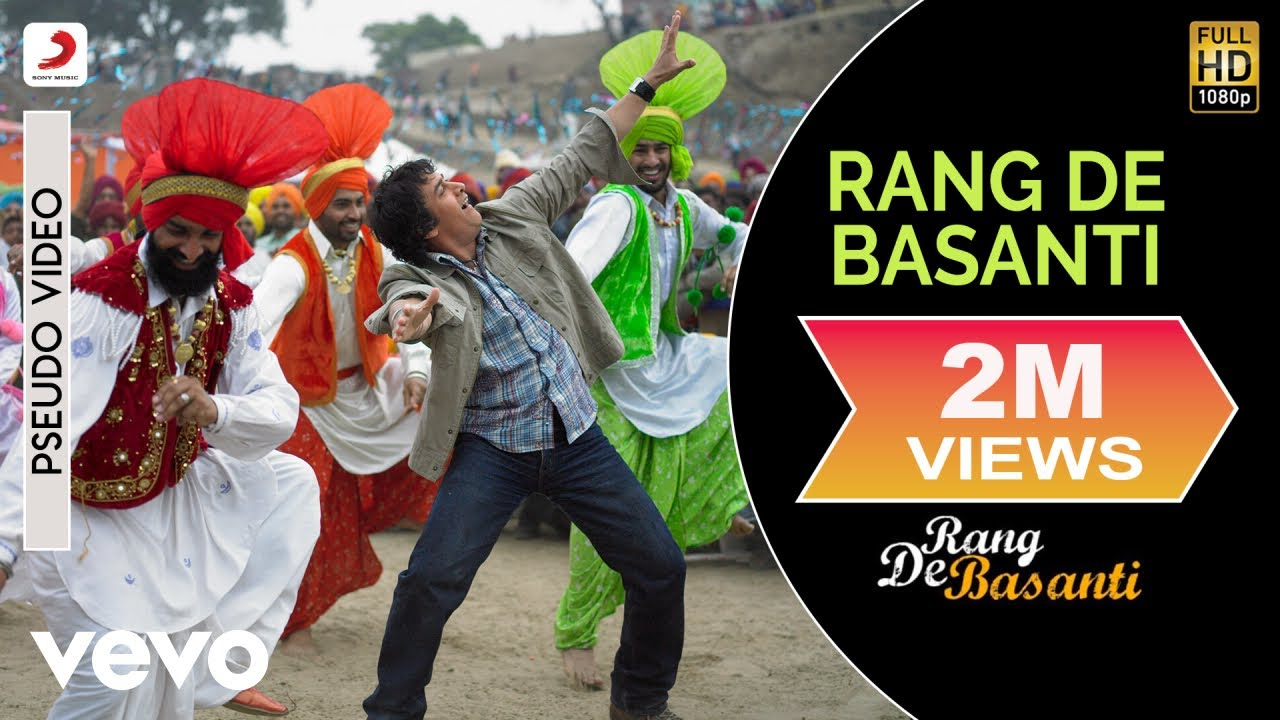 Rang de basanti movie mp3 download pagalworld