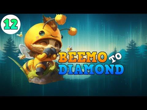HOW GOOD IS BRAND TOP LANE?? - Teemo to Diamond #12