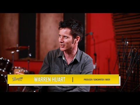 Producer, Songwriter, Mixer – Warren Huart