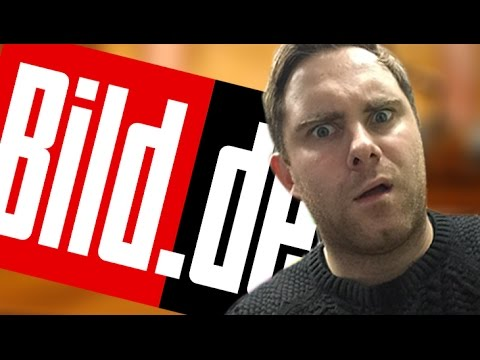 BILD.de VERKLAGT YouTuber! - WuzzUp Feedback