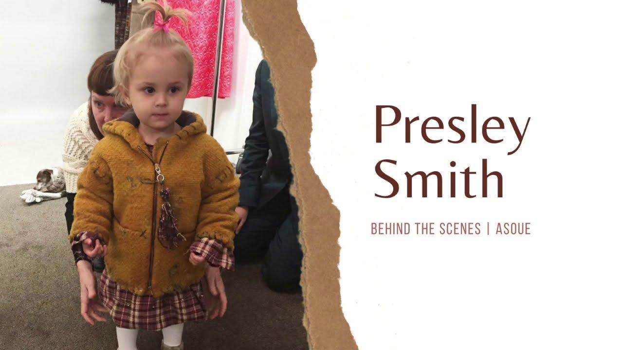 Download Presley Smith Behind The Scenes ASOUE, Season 3