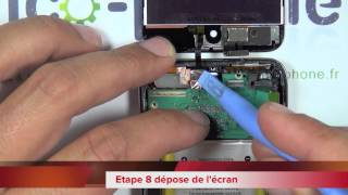 Tuto changer vitre Ipod touch 4 démontage + remontage HD
