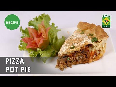 Pizza Pot Pie Recipe | Evening With Shireen |  Shireen Anwar | Italian Food