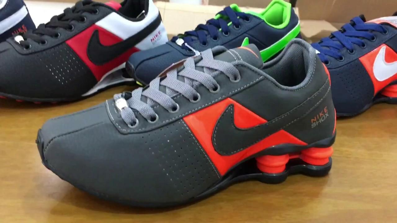 separation shoes aeb7c 88846 Nike Shox Deliver Junior NZ Classic Masculino e Feminino