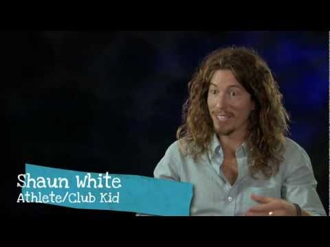 Shaun White - Great Futures Start Here - Boys & Girls Clubs of America