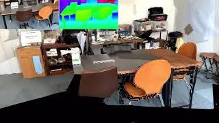Prototype of Room Scanner by Using LiDAR Scanner Built in iPad Pro
