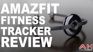 Xiaomi Amazfit Beautiful Fitness Tracker Review