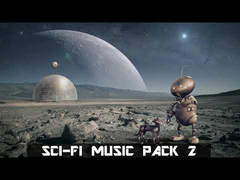 Sci Fi Music Pack 2 – Instrumental Sci-Fi Music for your games and