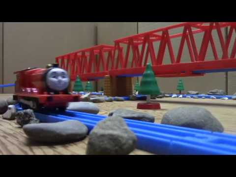 Tomy Thomas and Friends he's a really useful engine music video