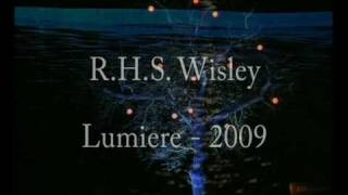 RHS Wisley - Lumiere 2009 by Creatmosphere