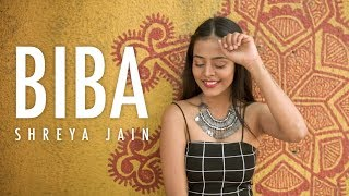 Download lagu Marshmello x Pritam - BIBA | Female Cover | Shreya Jain | Fotilo Feller | Vivart