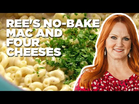 How To Make Ree's No-Bake Mac And Four Cheeses | Food Network
