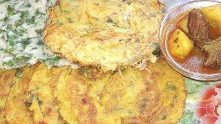 চাপটি পিঠা রেসিপি    Easy Chapri Recipe    Chapti Pitha Recipe    ঝটপট বিকালের নাস্তা চাপটি পিঠা