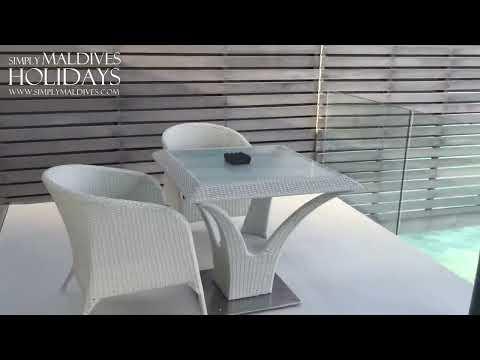 Niyama Maldives Water Studio With Pool Walkthrough - Simply Maldives Video