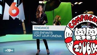 Reportage M6 sur la Compagnie Zoubix