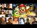 SMG4 Mario and The Lost City... REACTIONS MASHUP