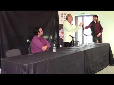 John Levene at Didcot Comic Con