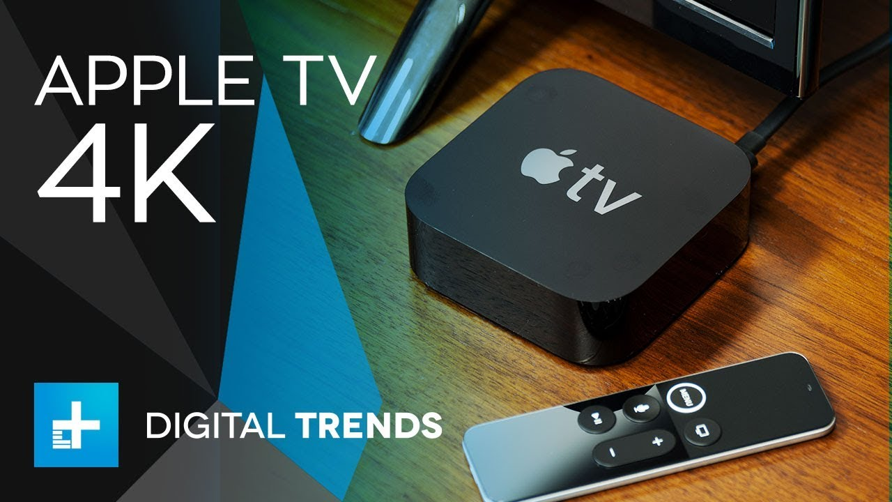 apple tv 4k 64go au meilleur prix sur. Black Bedroom Furniture Sets. Home Design Ideas