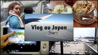 || Vlog au Japon || Jour 1: Départ au pays du soleil levant