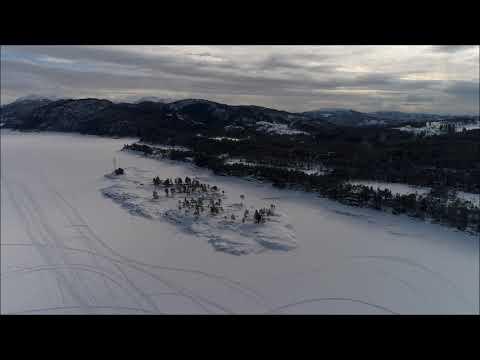 Storavatnet på Osterøy